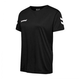 hummel-core-poly-tee-t-shirt-damen-f2001-fussball-teamsport-textil-t-shirts-203435.png