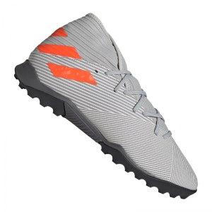 adidas-nemeziz-19-3-tf-grau-orange-fussball-schuhe-turf-ef8291.jpg