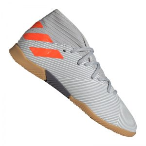 adidas-nemeziz-19-3-in-halle-kids-grau-orange-fussball-schuhe-kinder-halle-ef8304.jpg