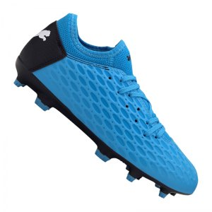 puma-future-5-4-fg-ag-kids-blau-schwarz-f01-fussball-schuhe-kinder-nocken-105810.png