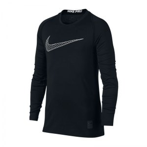 nike-pro-training-top-kids-schwarz-weiss-f011-underwear-langarm-858230.jpg