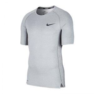 nike-pro-trainingsshirt-kurzarm-grau-f085-underwear-kurzarm-bv5631.png