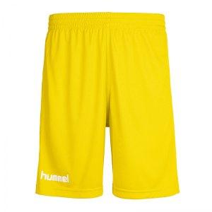 hummel-core-short-gelb-weiss-f5007-fussball-teamsport-textil-shorts-11083.png