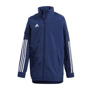 adidas-condivo-20-allwetterjacke-kids-blau-weiss-fussball-teamsport-textil-allwetterjacken-fn0027.png