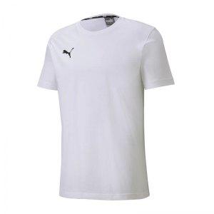 puma-teamgoal-23-casuals-tee-t-shirt-weiss-f04-fussball-teamsport-textil-t-shirts-656578.png