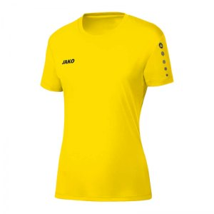 Jako Team Polo Poloshirt Gelb F03