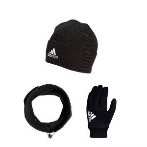 adidas-tiro-clima-proof-3er-winter-set-schwarz-set-winter-dy1990cw5640set.png