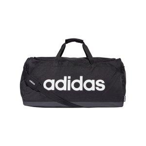adidas-linear-logo-duffelbag-tasche-gr-l-schwarz-fm2400-lifestyle_front.png