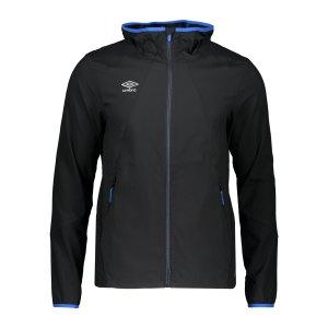 umbro-training-shower-jacket-jacke-schwarz-f060-65791u-teamsport_front.png