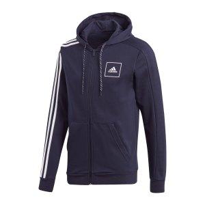 adidas-3-stripes-tape-kapuzenjacke-blau-fr7212-lifestyle_front.png