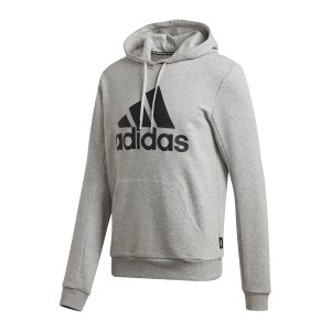 adidas-must-haves-badge-of-sport-hoody-grau-gc7341-fussballtextilien_front.png