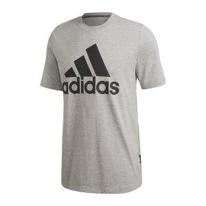 adidas-must-haves-badge-of-sport-t-shirt-grau-gc7350-fussballtextilien_front.png