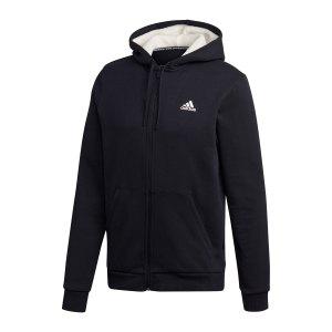 adidas-3-stripes-fleece-kapuzenjacke-schwarz-weiss-gm0902-lifestyle_front.png