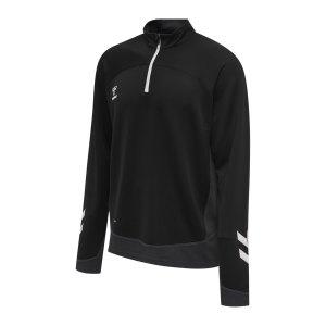 hummel-hmllead-halfzip-sweatshirt-schwarz-f2001-207403-teamsport_front.png