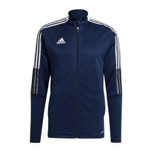 adidas-tiro-21-trainingsjacke-schwarz-blau-gh4474-teamsport_front.png