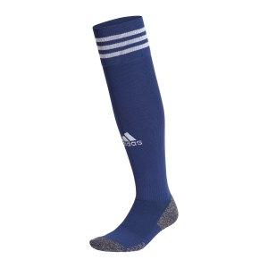 adidas-adi-21-strumpfstutzen-dunkelblau-weiss-gn2988-teamsport_front.png
