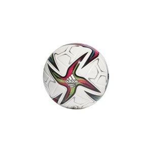 adidas-conext-21-miniball-weiss-schwarz-pink-gk3487-equipment_front.png