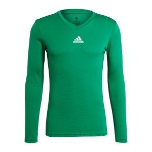 adidas-team-base-top-langarm-dunkelgruen-gn7504-underwear_front.png