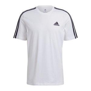 adidas-essentials-3-stripes-t-shirt-weiss-gl3733-fussballtextilien_front.png