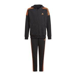 adidas-trainingsanzug-kids-schwarz-orange-gm8921-fussballtextilien_front.png
