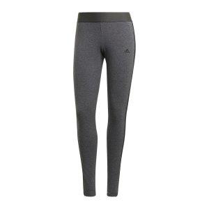 adidas-3-stripes-leggings-damen-grau-schwarz-gv6019-fussballtextilien_front.png