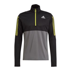adidas-own-the-run-drilltop-running-schwarz-grau-gm6318-laufbekleidung_front.png