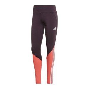 adidas-leggings-damen-schwarz-orange-gl7353-laufbekleidung_front.png