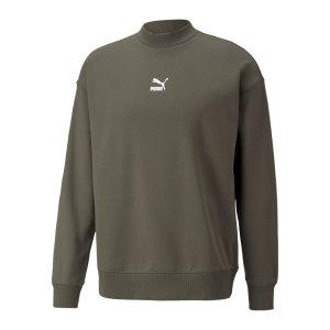 puma-classics-highneck-crew-sweatshirt-gruen-f44-532136-lifestyle_front.png