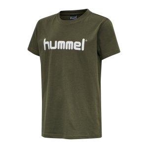 hummel-cotton-t-shirt-logo-kids-gruen-f6084-203514-teamsport_front.png