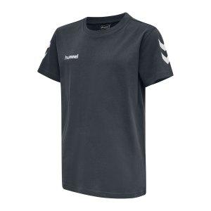hummel-cotton-t-shirt-kids-grau-f8571-203567-teamsport_front.png