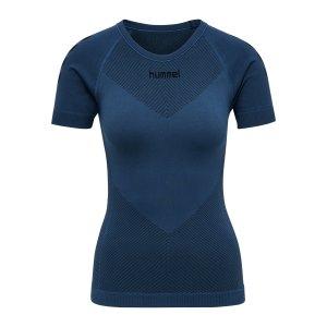 hummel-first-seamless-t-shirt-damen-blau-f7642-202644-teamsport_front.png