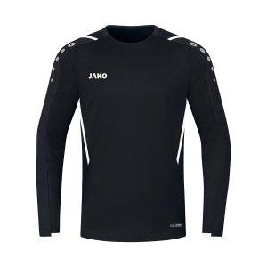 jako-challenge-sweatshirt-schwarz-weiss-f802-8821-teamsport_front.png