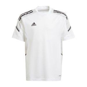 adidas-condivo-21-trainingsshirt-kids-weiss-gk9568-teamsport_front.png