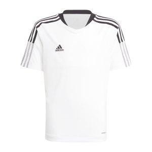 adidas-tiro-21-trainingsshirt-kids-weiss-gm7574-teamsport_front.png